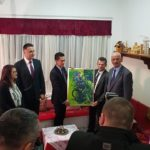 Predstavnik ambasade Malezije posetio našu školu